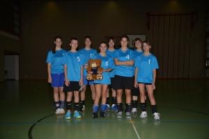 Mannschaftsfoto U17