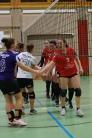 Hand-Shake vor dem Match